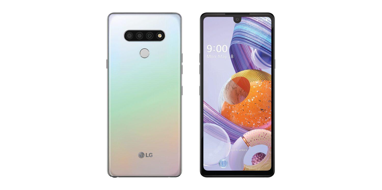 Дизайн LG Stylo 6