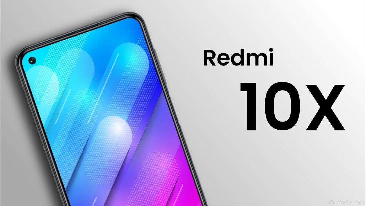 Смартфон Redmi 10X