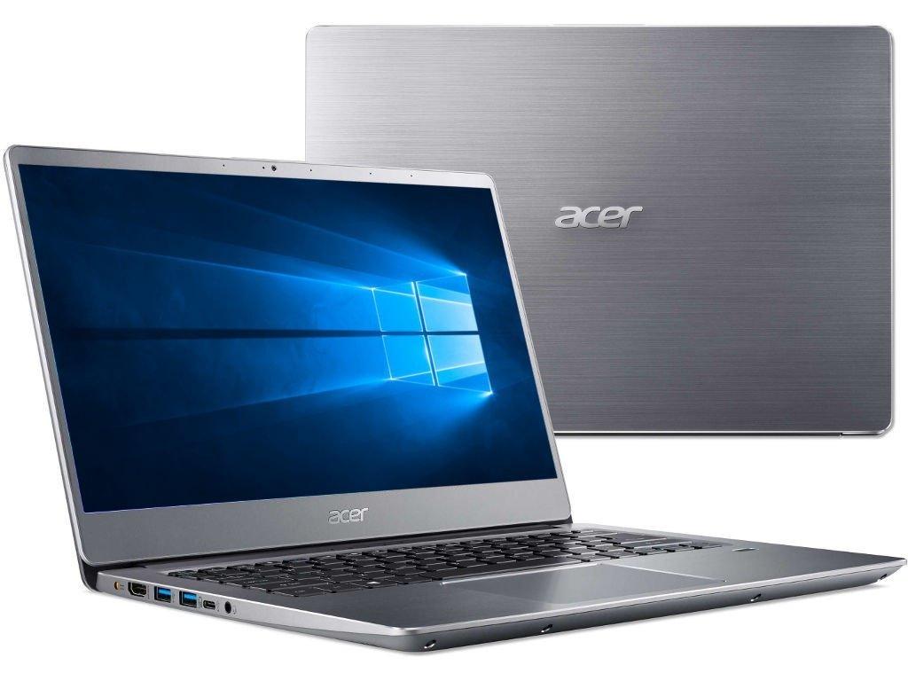 Внешний вид Acer Swift 3