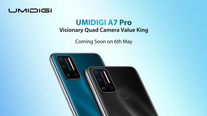 Бюджетный UMIDIGI A7 Pro