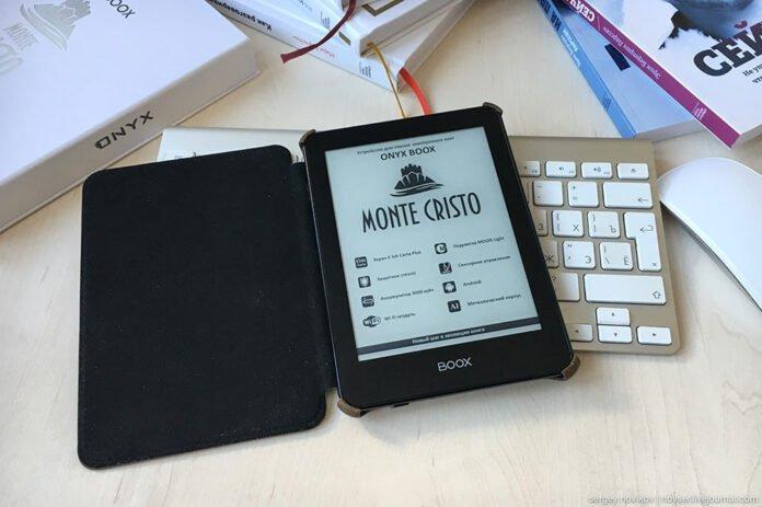 Новый ONYX BOOX Monte Cristo 5