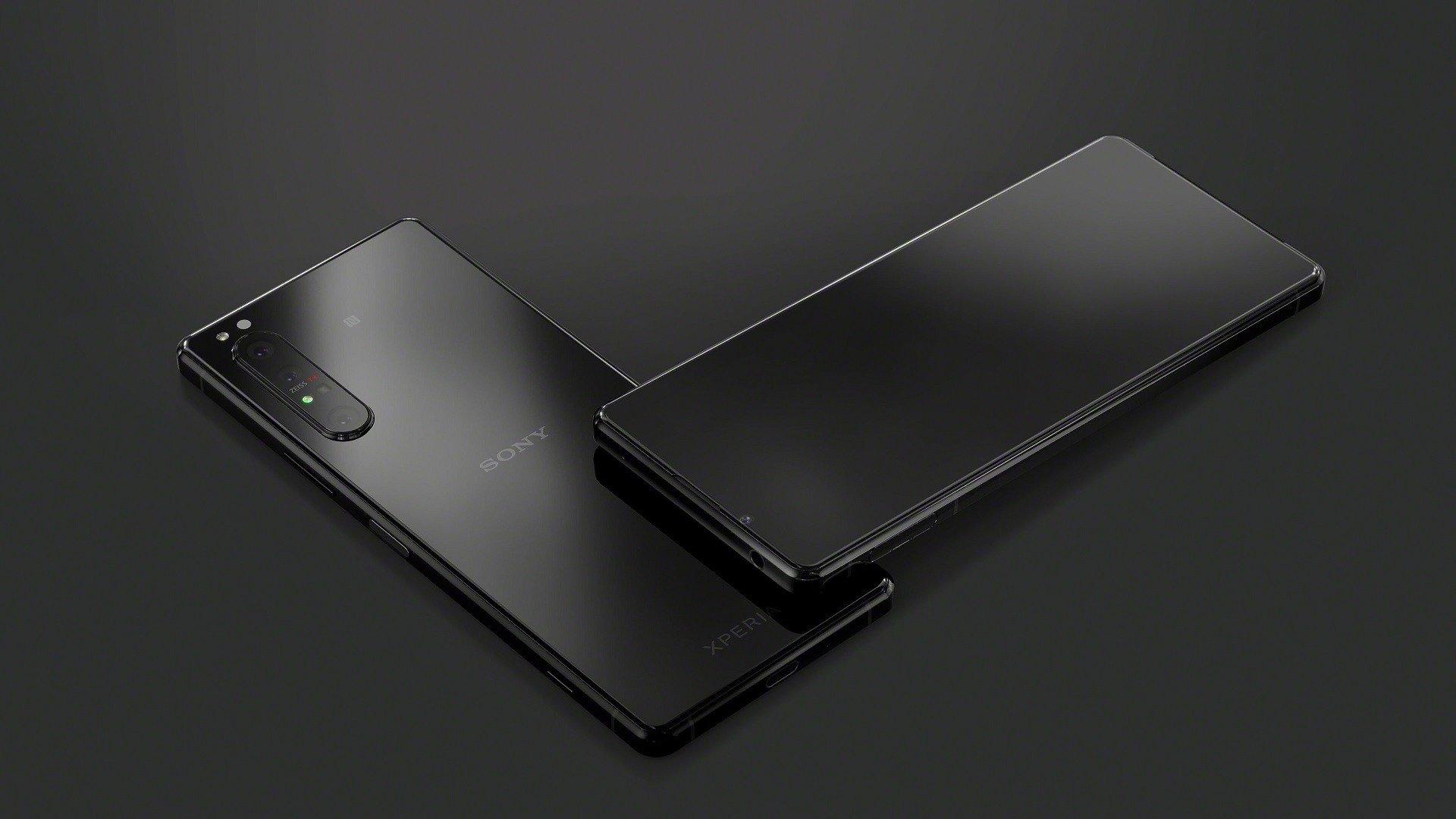 Новинка: Sony Xperia 1 II