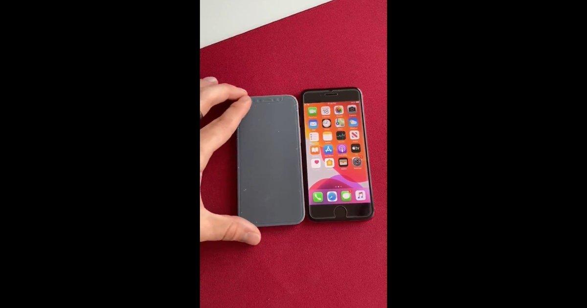 iPhone 12 и iPhone SE