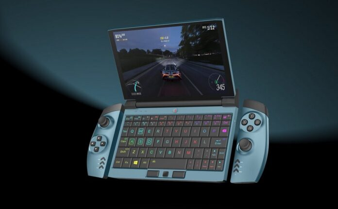 Геймерский мини-ноутбук One GX1