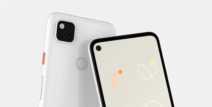 Смартфон Pixel 4a