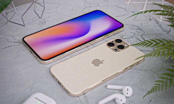 Внешний вид iPhone 12