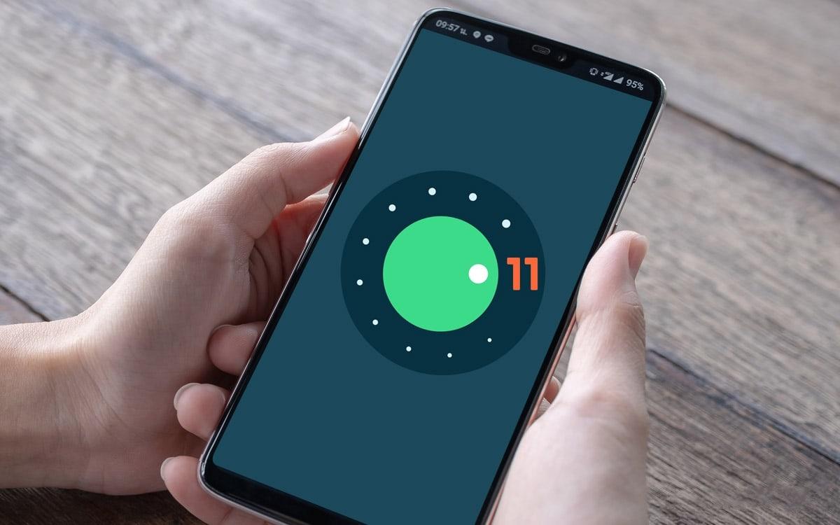 Android 11 на телефоне