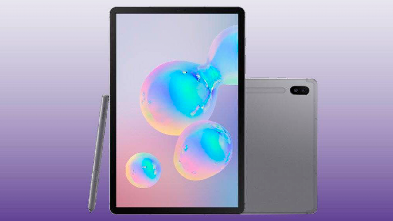 Планшет Galaxy Tab S7