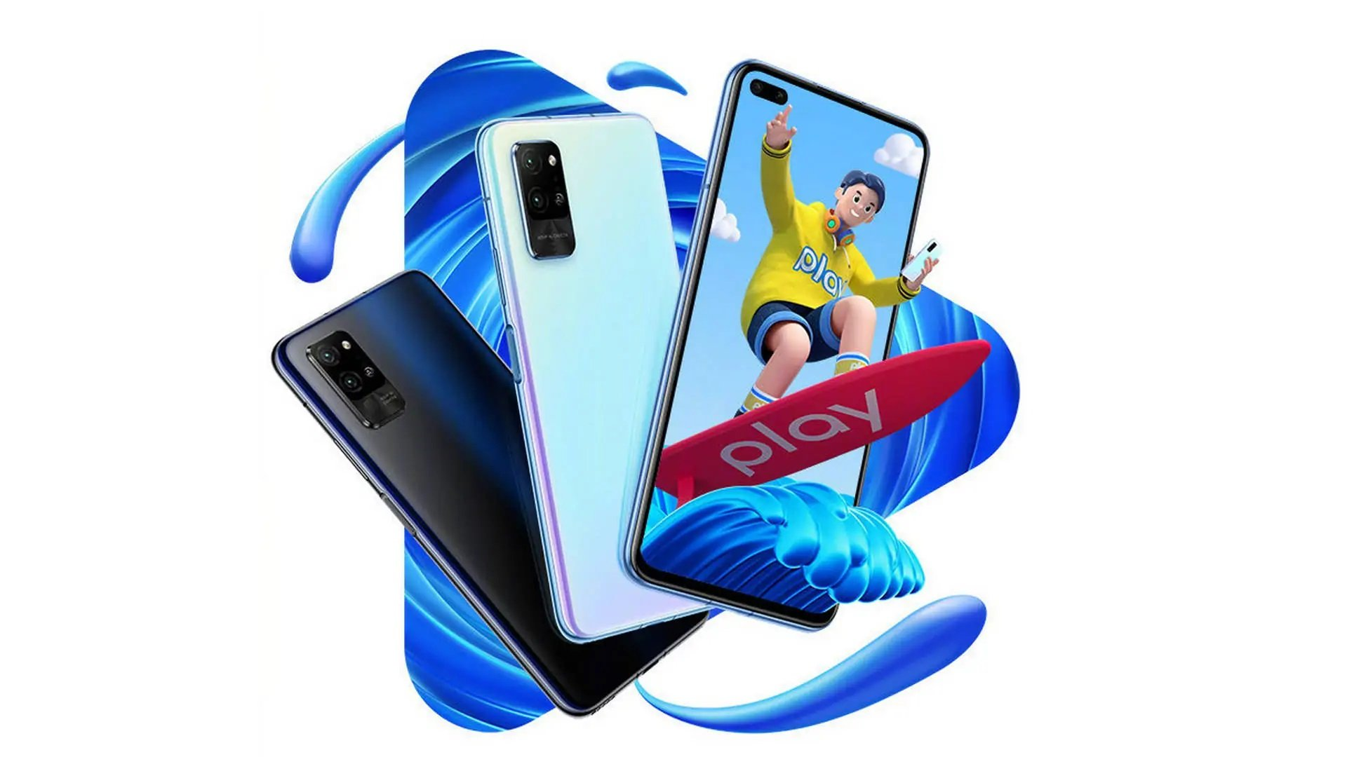 Дизайн Honor Play4 Pro