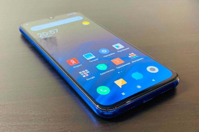Смартфон Xiaomi Redmi 9A