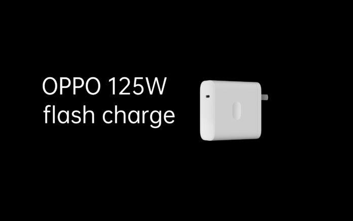 Новая зарядка OPPO