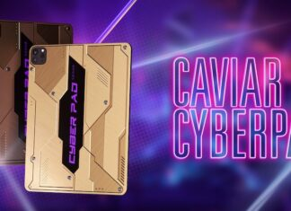 Cyberpad от Caviar