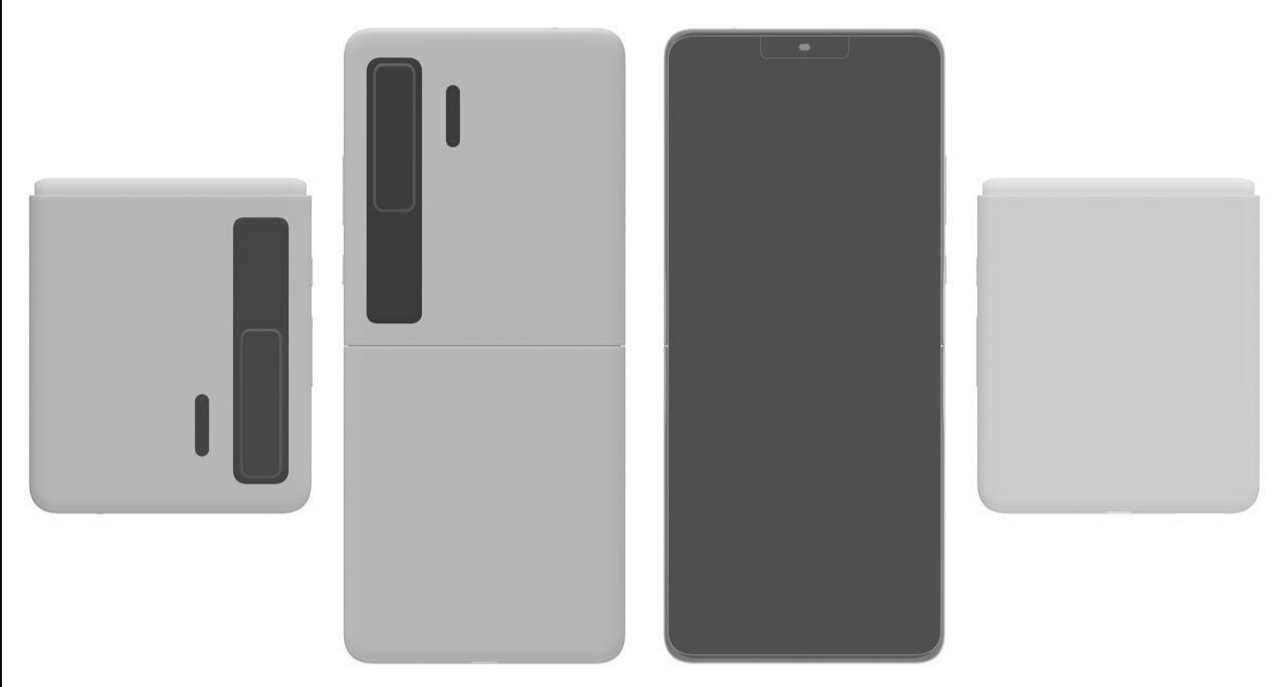 Смартфон Huawei Mate V