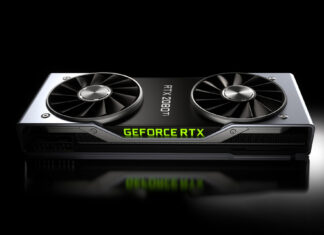 Видеокарта GeForce RTX