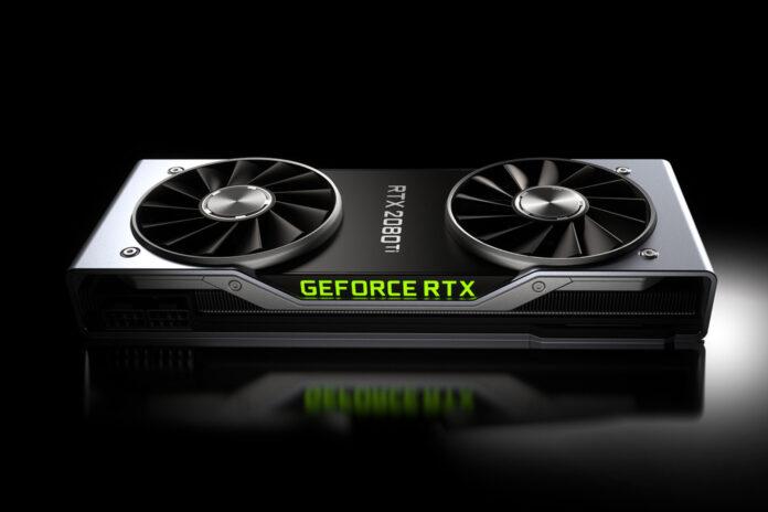 Видеокарта GeForce RTX