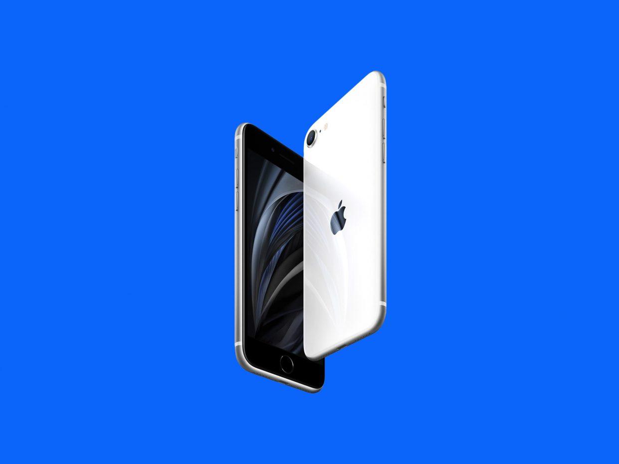 Смартфон Apple iPhone SE 2020