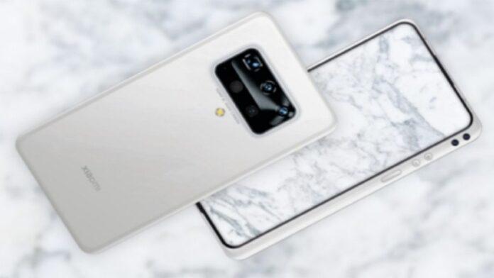 Передняя и задняя панели Xiaomi Mi Mix 2020