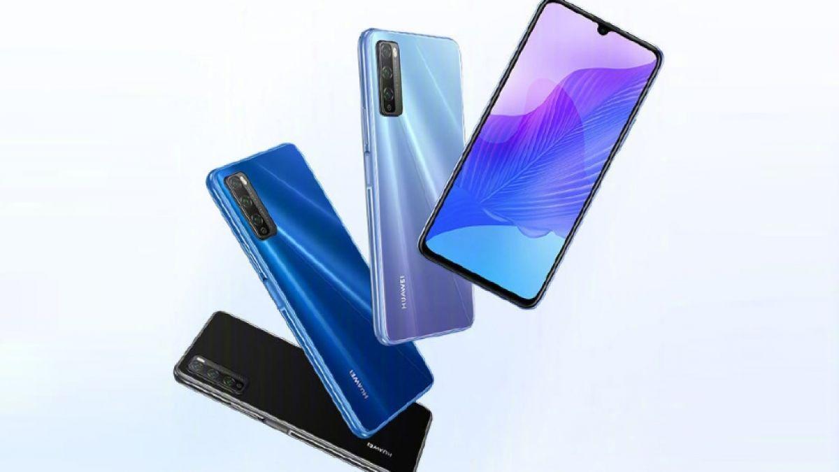 Внешний вид Huawei Enjoy 20s