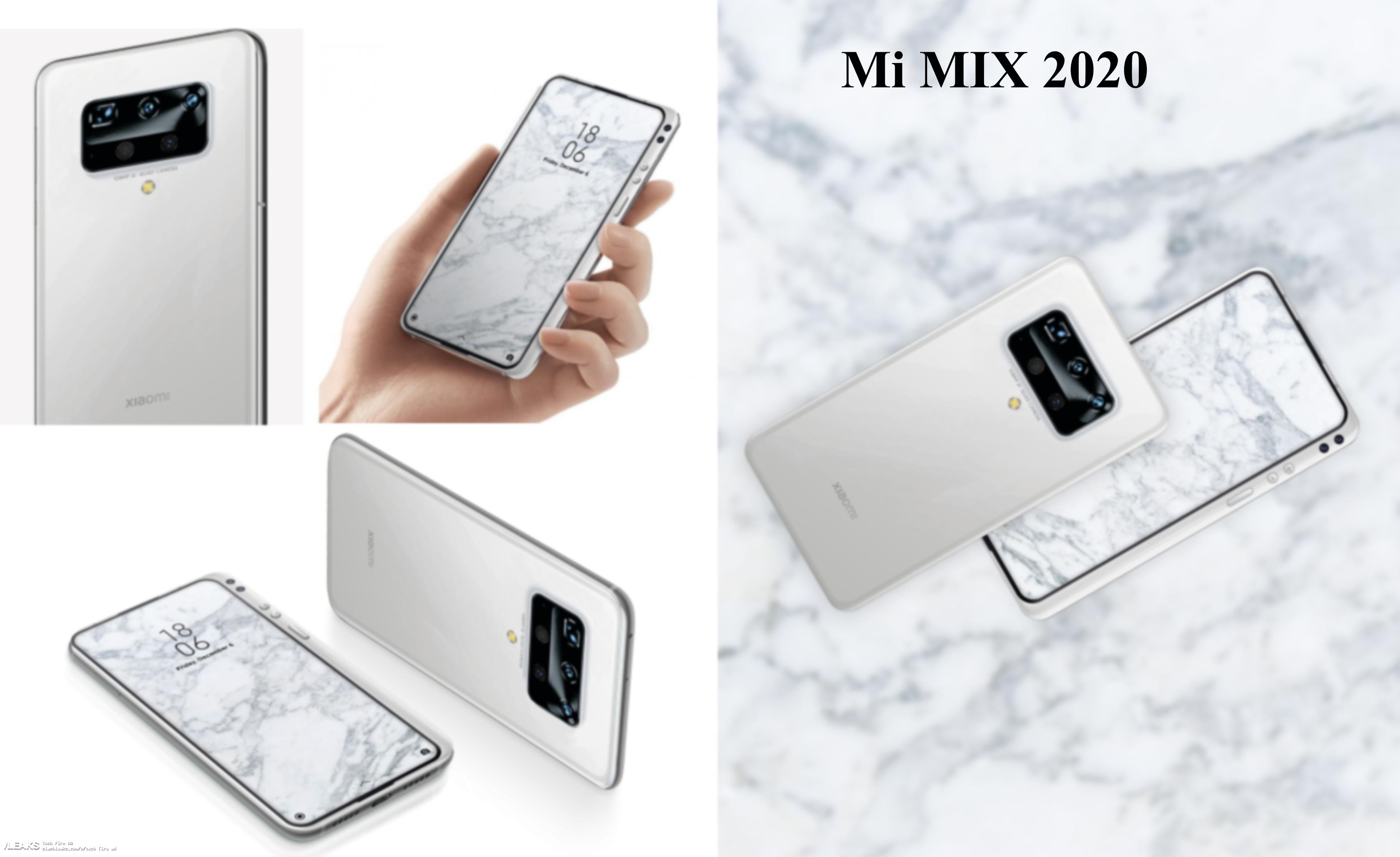 Новый Xiaomi Mi Mix 2020