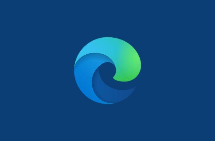 Microsoft Edge логотип