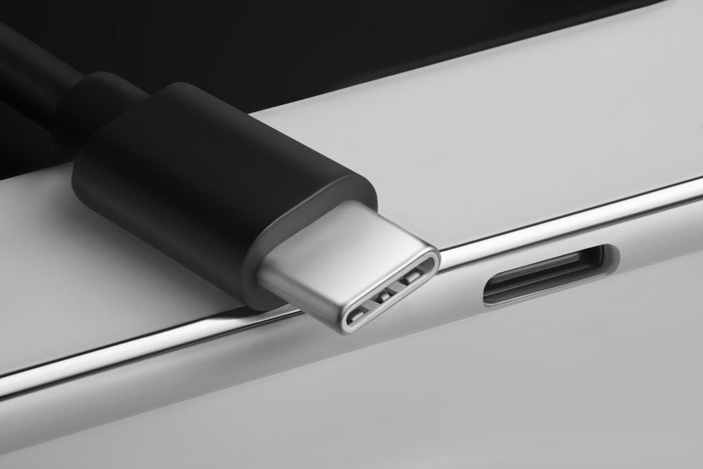 Зарядка USB-C