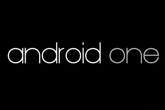 логотип Android One