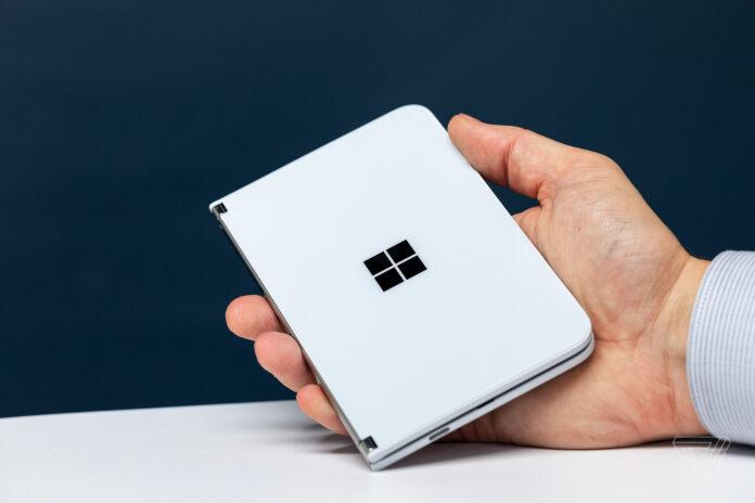Surface Duo от Microsoft
