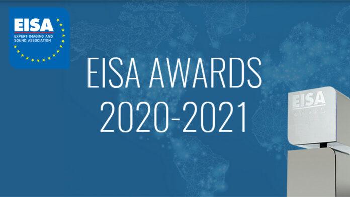 Логотип EISA