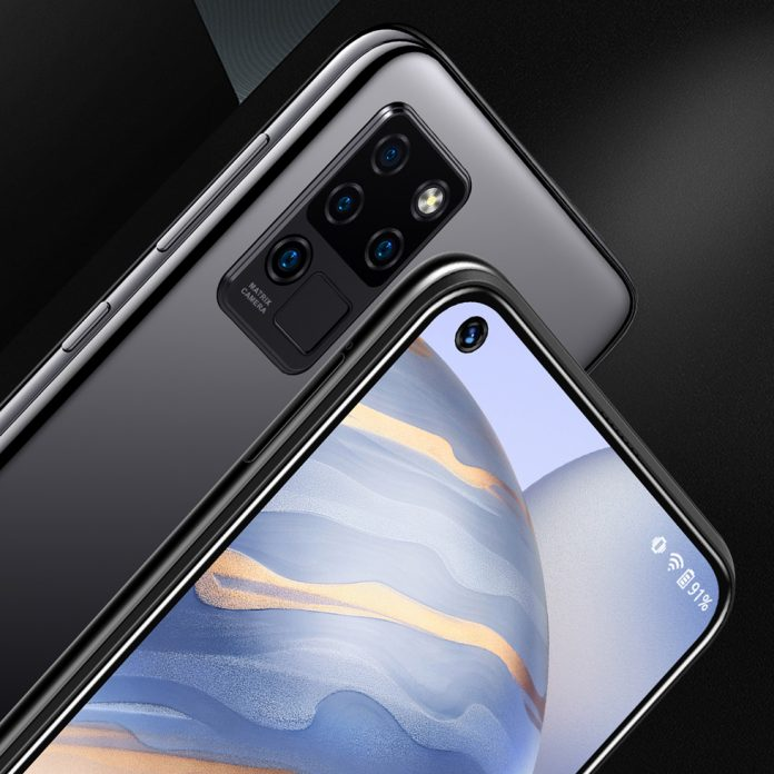 новый смартфон от Oukitel