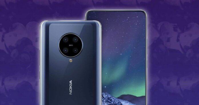 Смартфон от Nokia