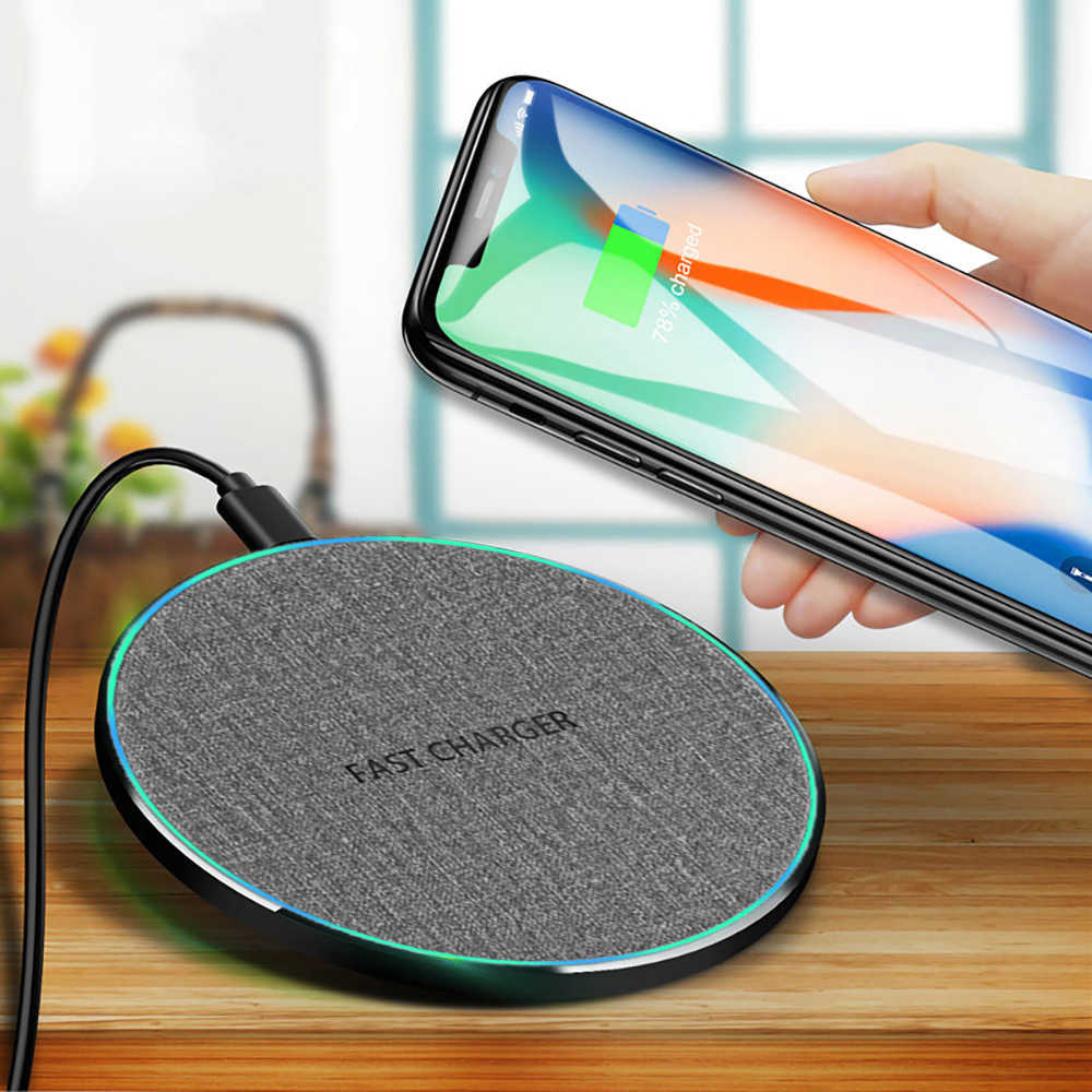 Wireless Charger Pad Trio