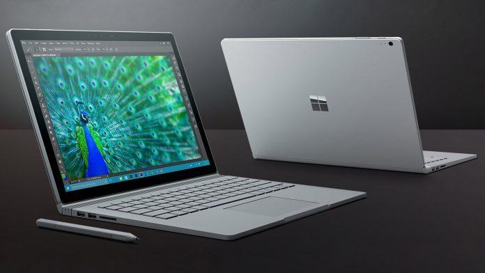 ноутбук Microsoft