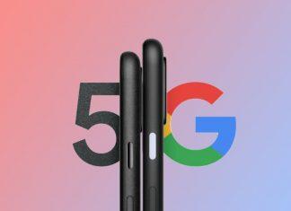 Новинка от Google - Pixel 4a 5G