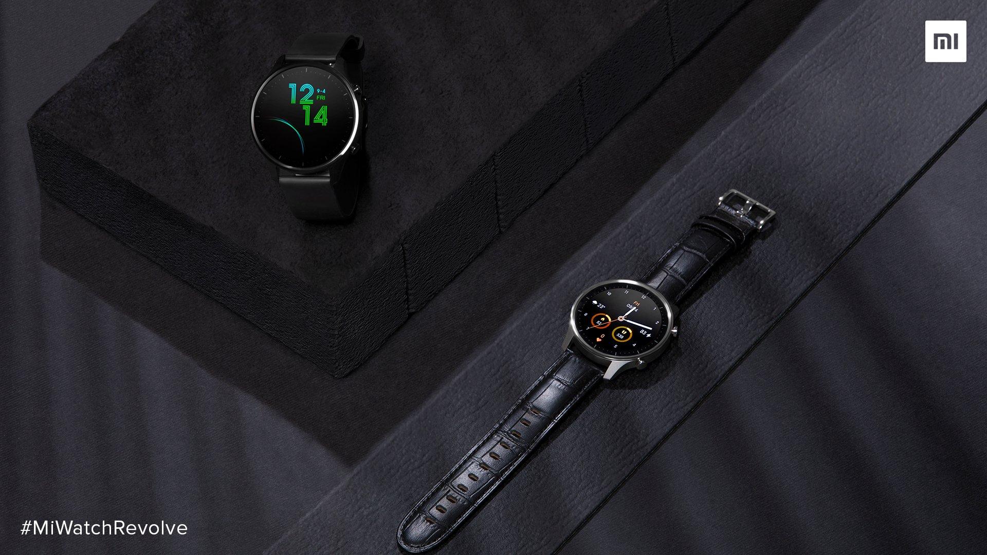 Смарт-часы Xiaomi Mi Watch Revolve