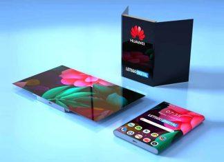 смартфон от Huawei