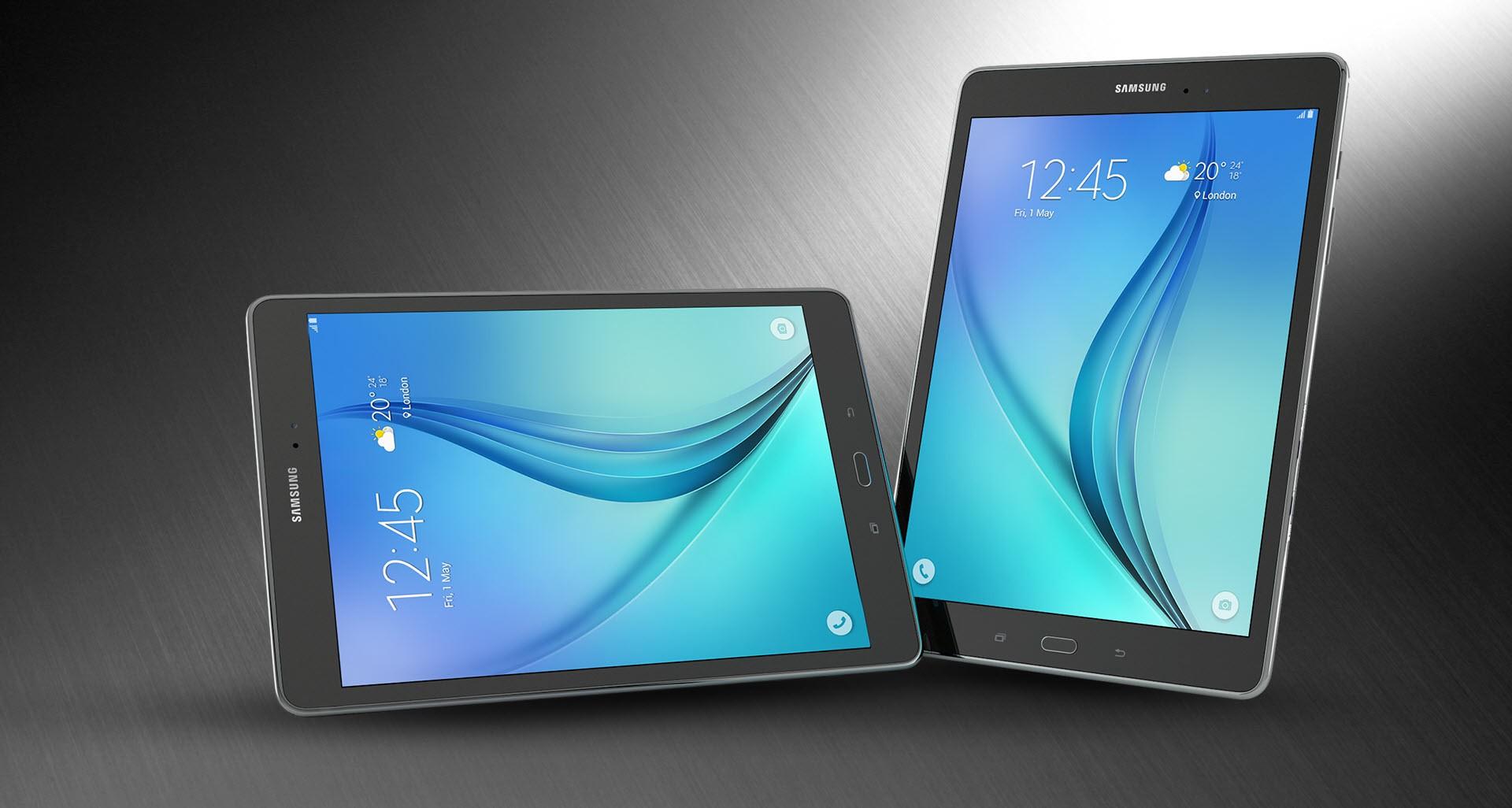 планшет от Samsung