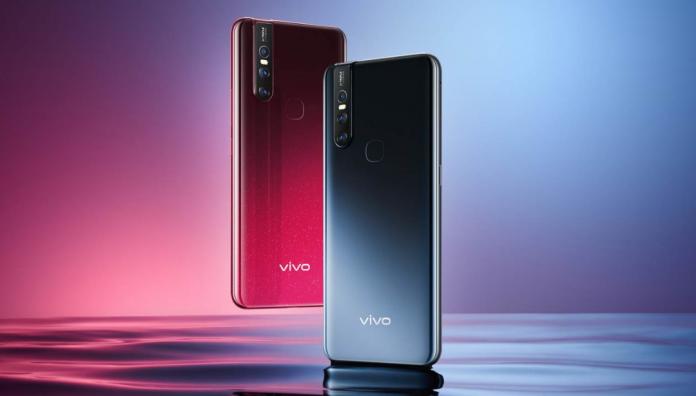 новые смартфоны от Vivo