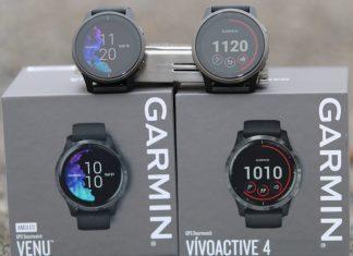 смарт-часы Garmin
