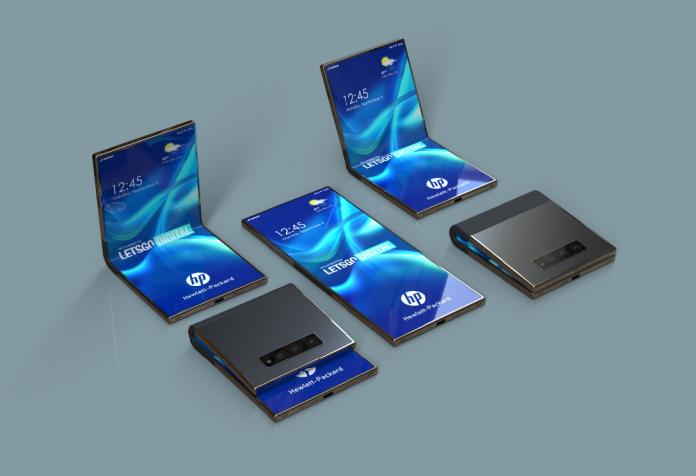 смартфон от Hewlett-Packard