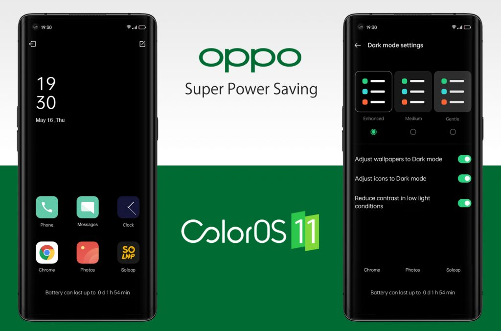 Новая ОС на основе Android 11