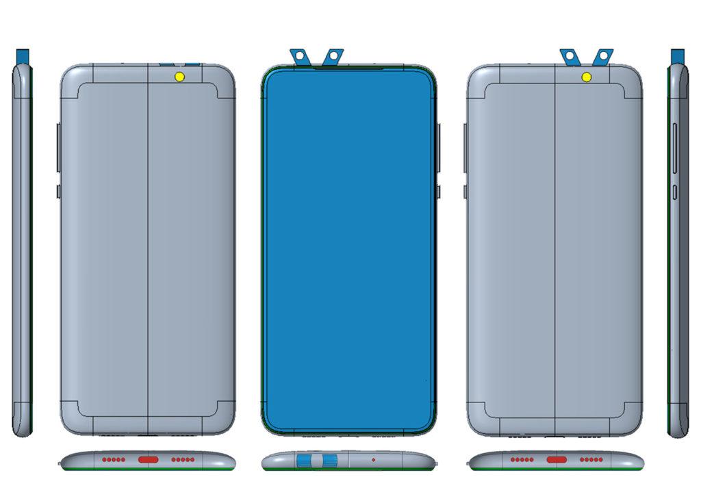 Необычный смартфон от Xiaomi