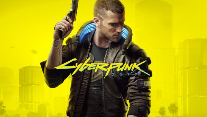 Тизер CyberPunk 2077