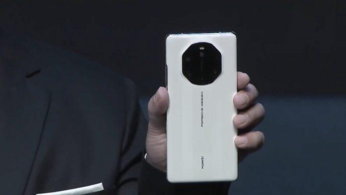 Презентация флагмана Huawei Mate 40
