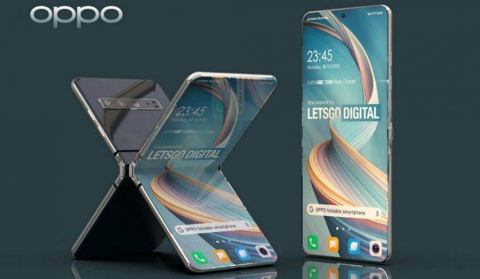 3D-модель смартфона Oppo