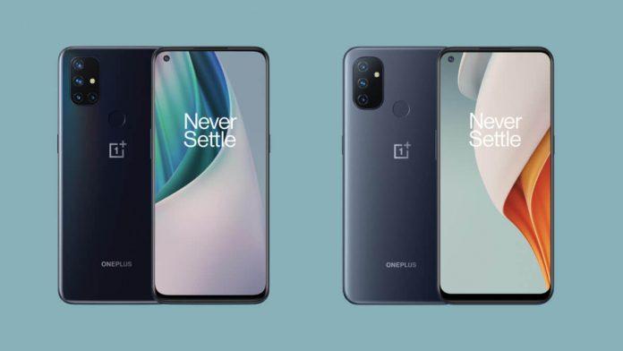 Новые модели OnePlus Nord