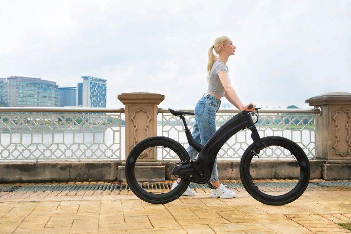 Электровелосипед от Beno