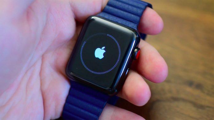 обновление apple watch