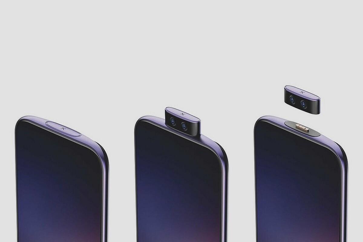 Как снимается камера в смартфоне Vivo