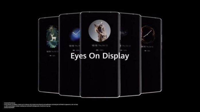 Технология Eyes On Display