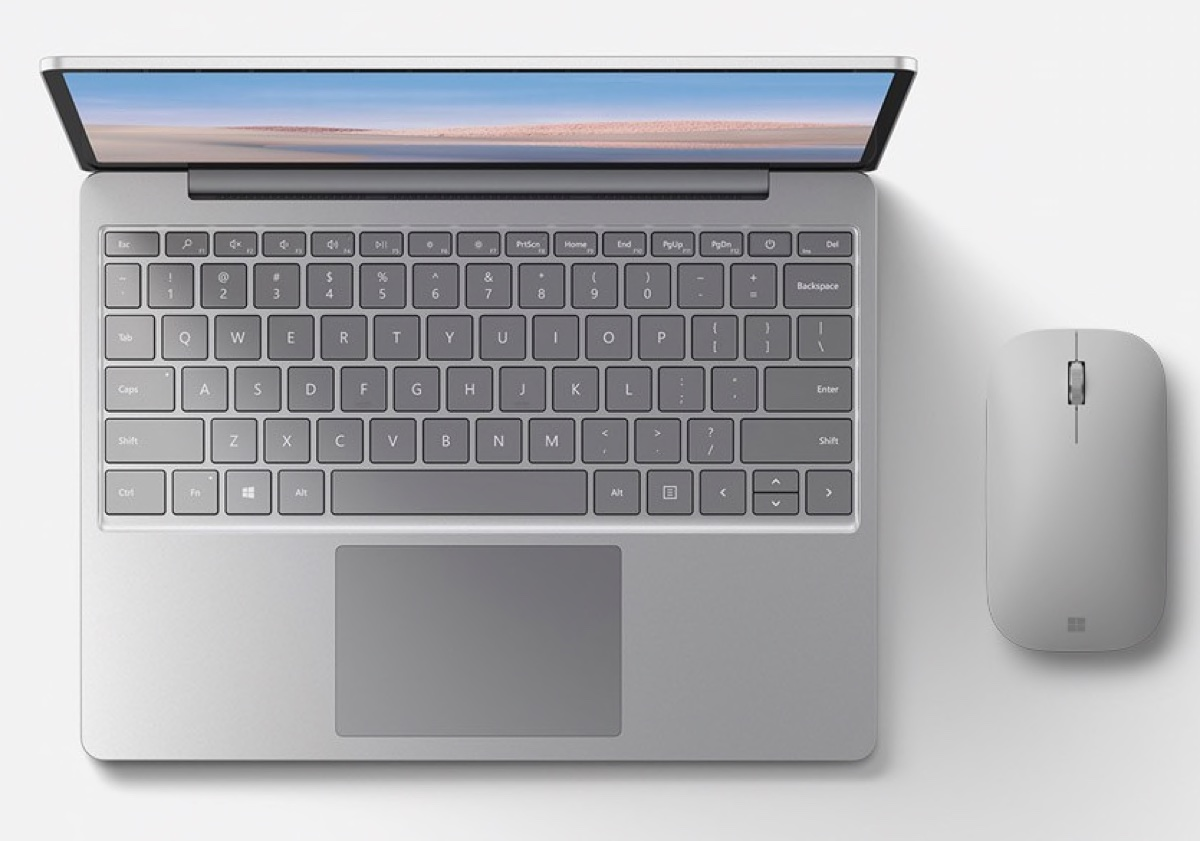 Surface Laptop Go от Microsoft